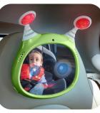 Интерактивное зеркало в машину Oly Ben Bat зеленое