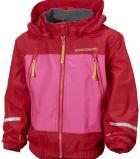 Куртка детская мембрана DIDRIKSONS IVY (305 розовый/кумачовый)