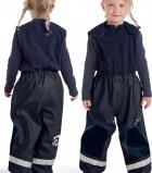 Непромокаемый полукомбинезон с флисовым подкладом DIDRIKSONS Boardman Kid's Bib Pants