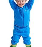 Куртка из микрофлиса DIDRIKSONS Monte Kids (морская волна)