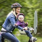 Как выбрать переднее детское велокресло (велосипедное кресло)?