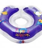Круг на шею для купания малышей музыкальный Flipper MUSIC 0+