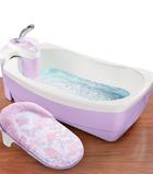 Детская ванна - джакузи с душем Lil Luxuries (разные цвета)